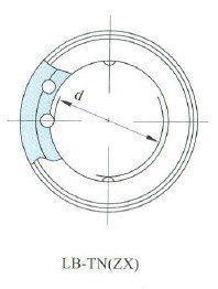 Linear Bearing D 6-100mm