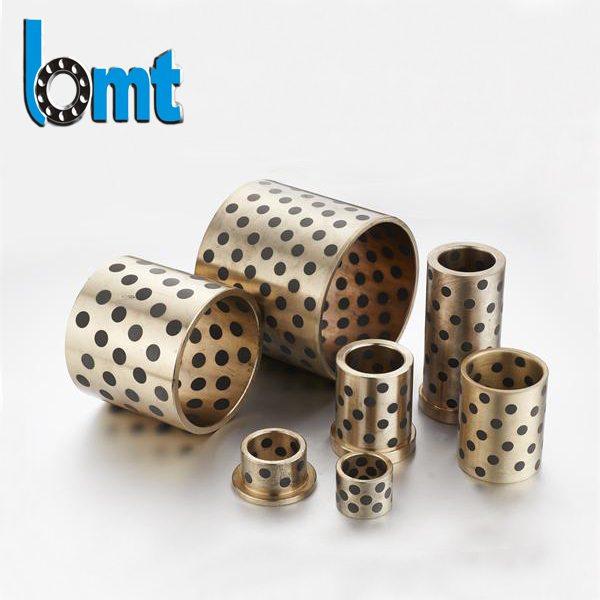 Oil-free self-lubricating bearings